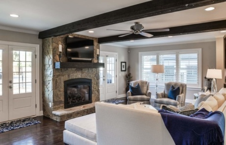 Wood Ceiling Beams Charlotte
