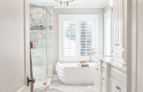 Custom Bathroom Remodeling Charlotte