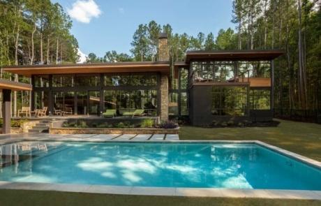 Modern Home Lake Norman
