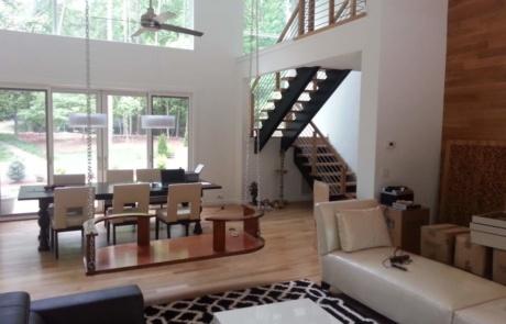 Open Concept Modern Home Design