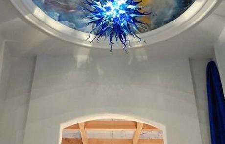 Contemporary Light Fixtures Piper Glen