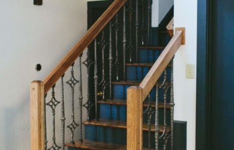 Wrought Iron Railing Home Remodeling