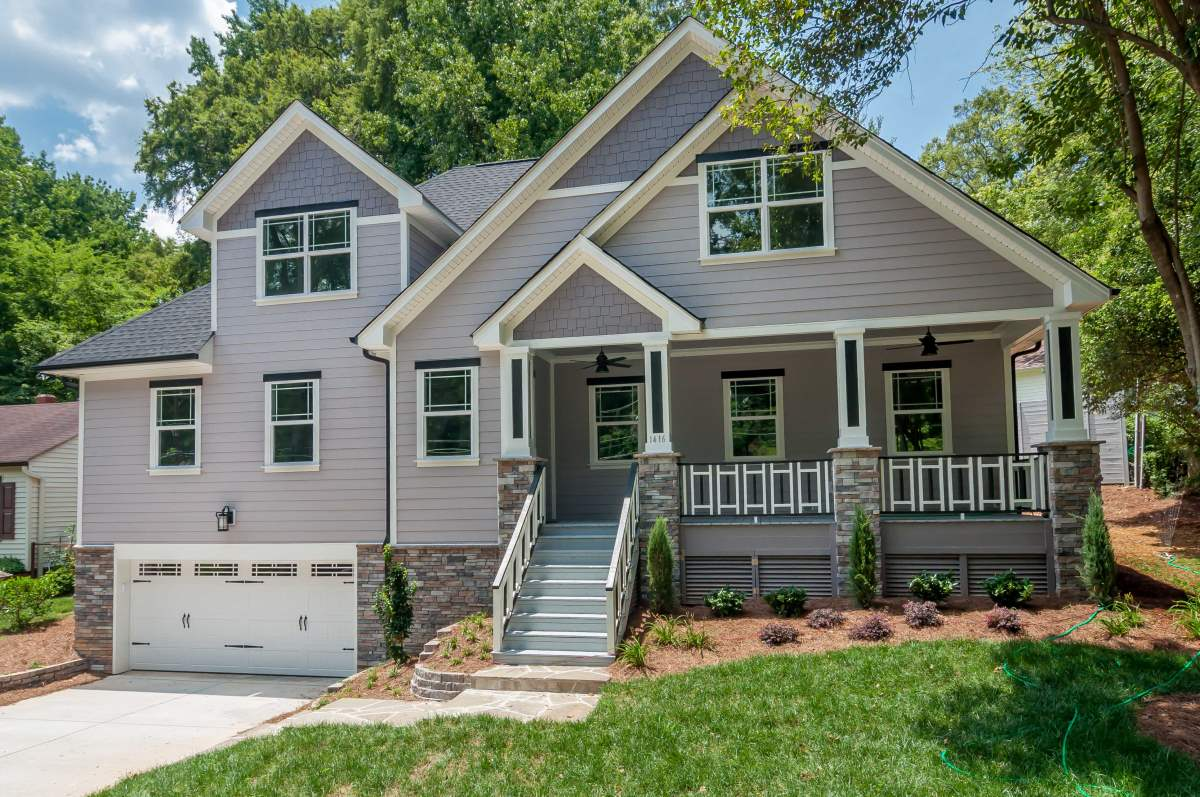 Cozy chantilly craftsman gallery artistic contractors for Craftsman homes in charlotte nc
