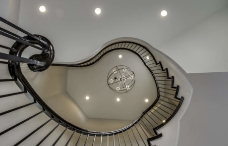 Spiral Staircase Lake Wylie