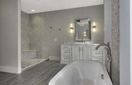 Master Bathroom Lake Wylie