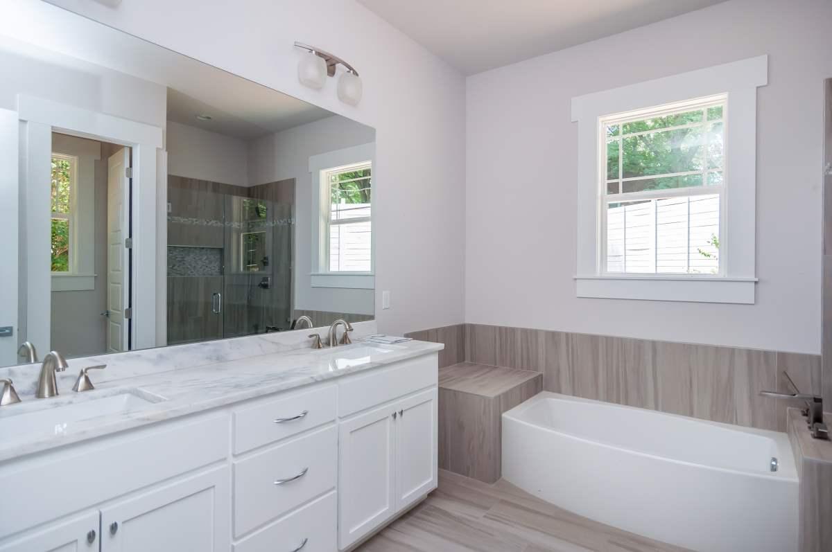 Master Bath Design Artistic Contractors