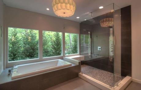 Custom Master Bathroom Providence Plantation