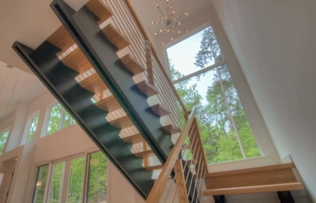 Floating Staircase Modern