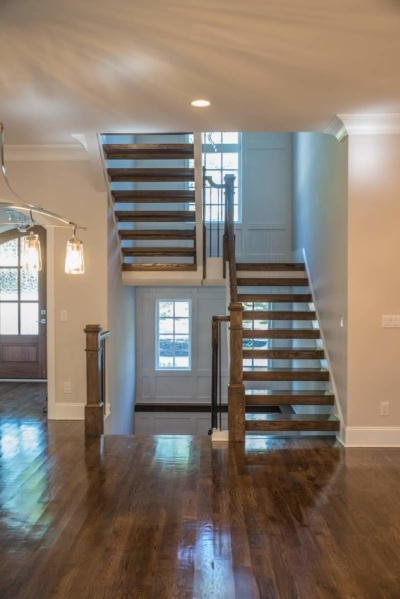 Wrought Iron Staircase Railing Plaza Midwood