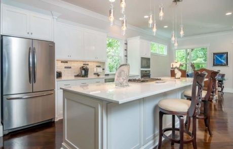 Custom Homes Designs Chantilly Neighborhood, Charlotte