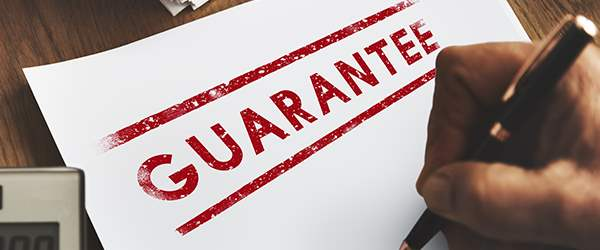 Remodeling and Renovation Guarantee
