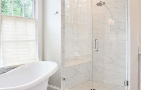 Bathroom Corner Shower Charlotte NC