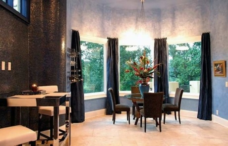 Contemporary Dining Room Piper Glen