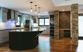 Colony Contemporary Kitchen