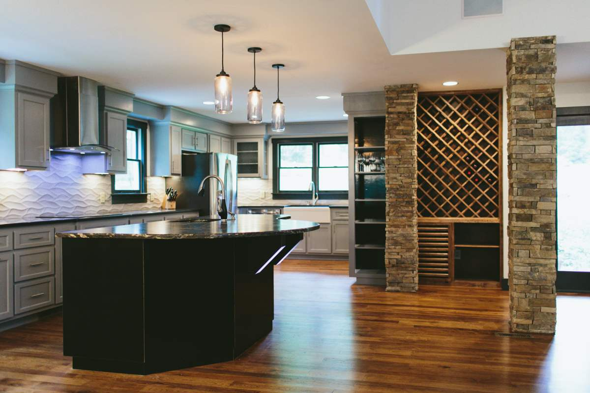 Colony Contemporary Kitchen