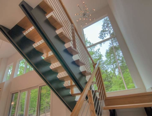 Floating Staircases Are The Staircases Of The Future!