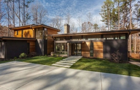 Lake Norman Modern Retreat