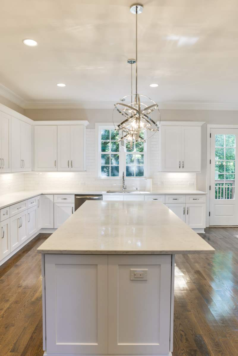 Custom Kitchen Design Plaza Midwood