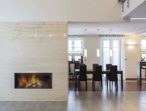 Linear Fireplaces – A Fireplace Without Design Limitations