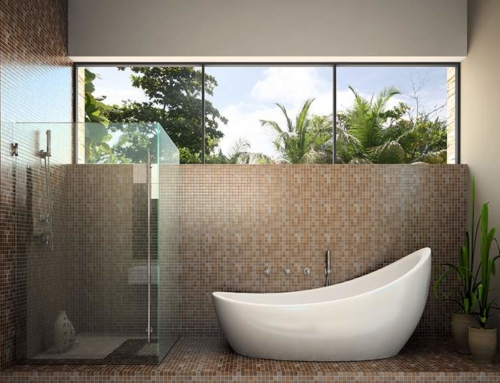 Shower Trends – The Walls, The Doors, The Materials