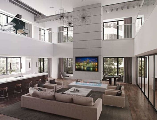 A Unique Uptown Condo Fit For A Celebrity