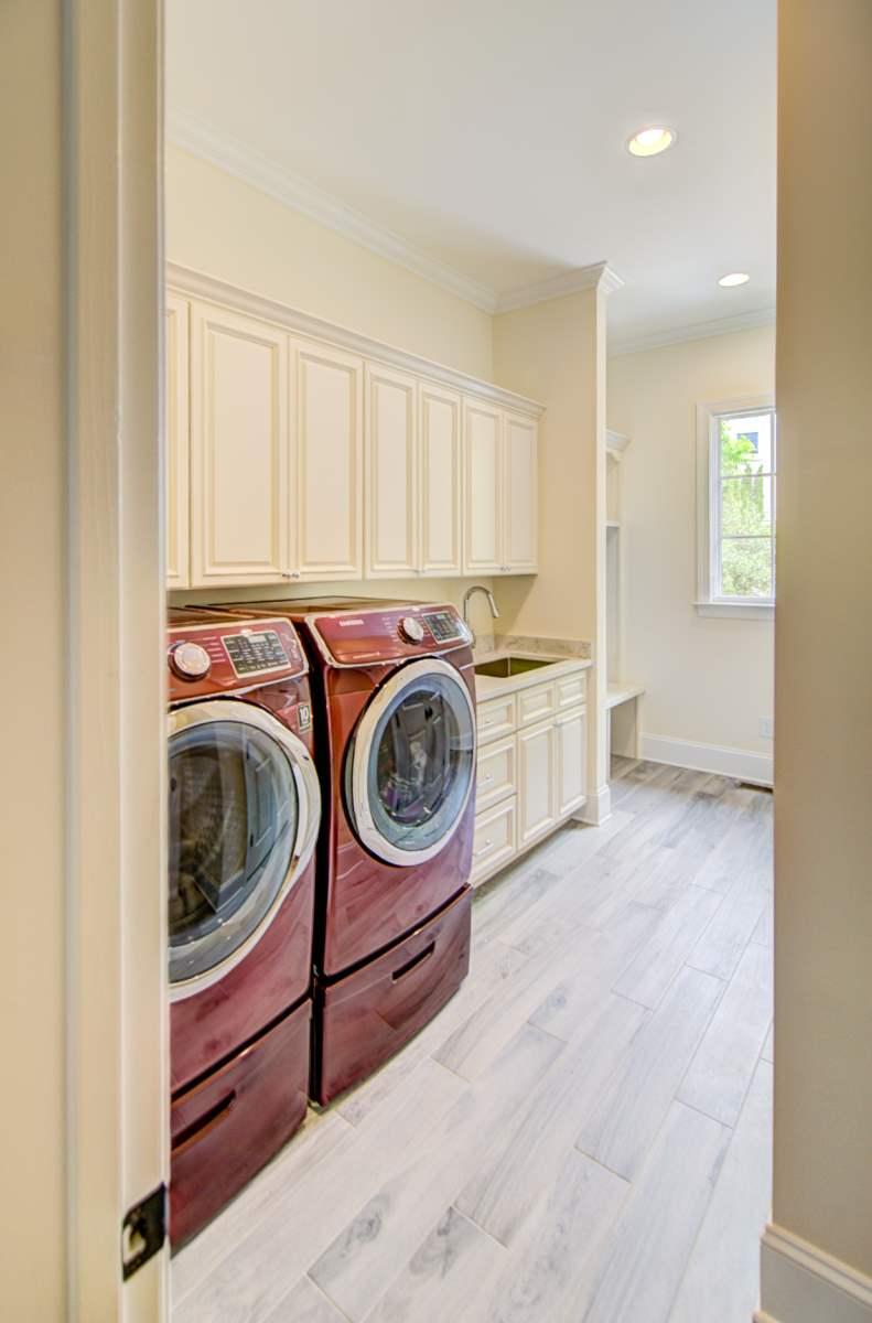 Tega Cay Tudor Enclave Laundry Room