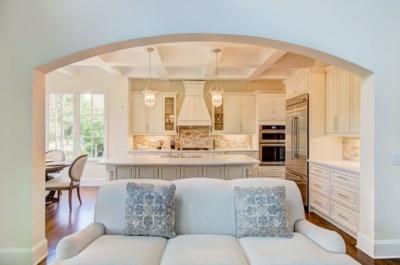 Tega Cay Tudor Enclave Kitchen Tile & Countertops