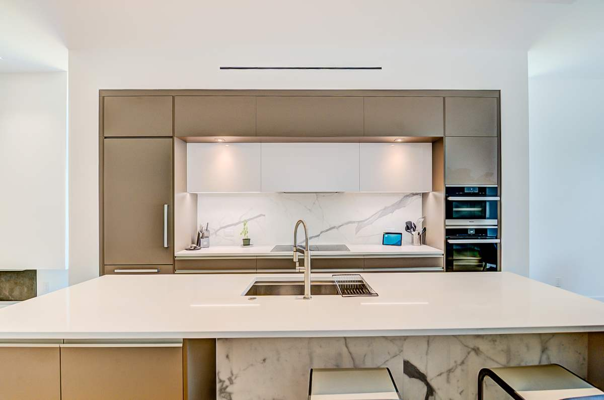 Urban Modern Sanctuary Cabinets