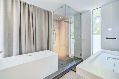 Urban Modern Sanctuary Master Bathroom