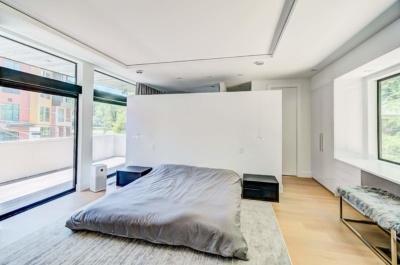 Urban Modern Sanctuary Bedroom