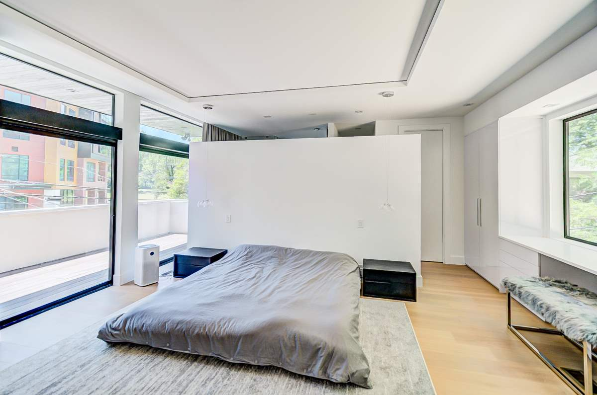 Urban Modern Sanctuary Bedroom