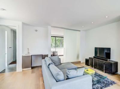 Urban Modern Sanctuary Living Area