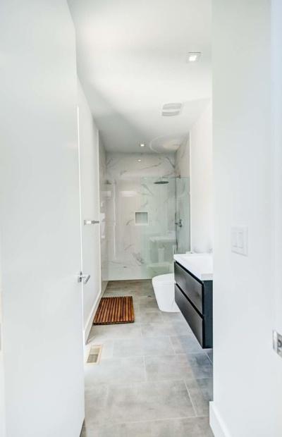 Urban Modern Sanctuary Bathroom