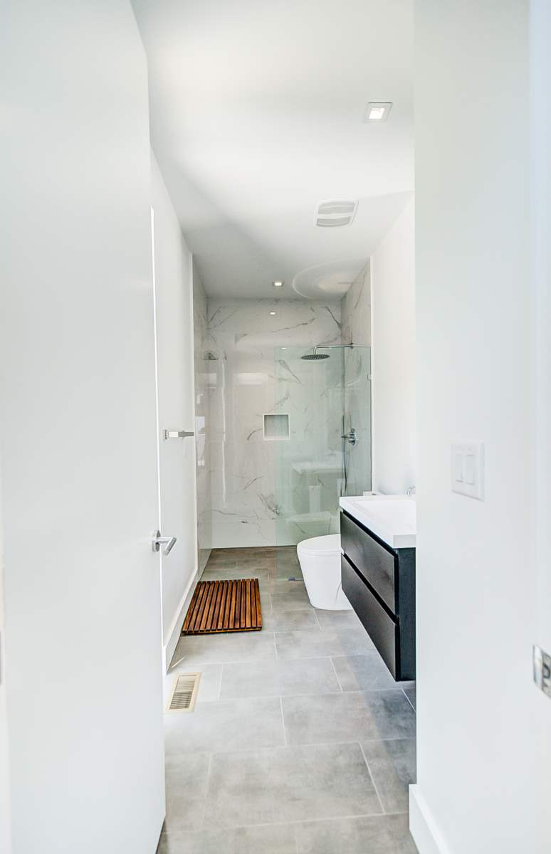 Urban Modern Sanctuary Bathroom